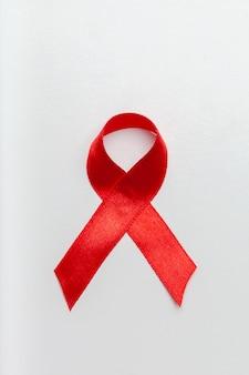 Le ruban comme symbole de sensibilisation au sida