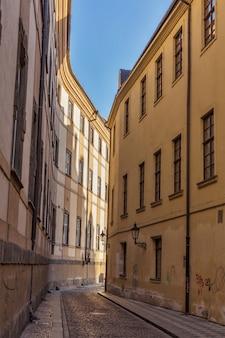Rue de prague