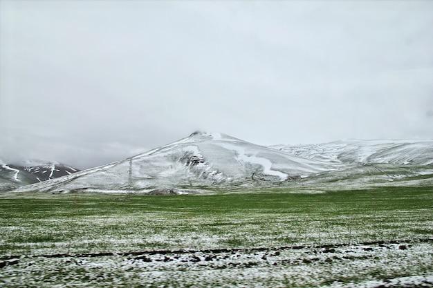 Ruines anciennes à arménie
