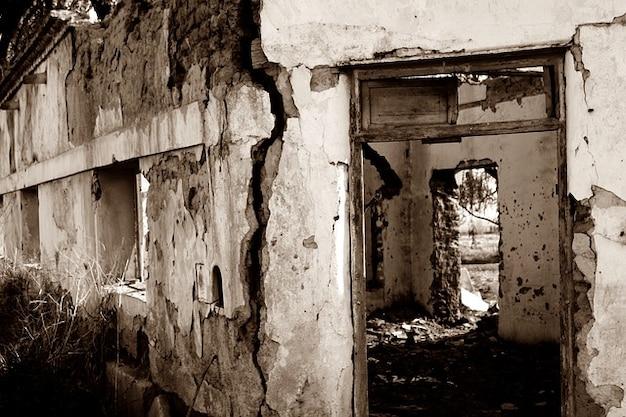 Ruines ruines antiques brisés