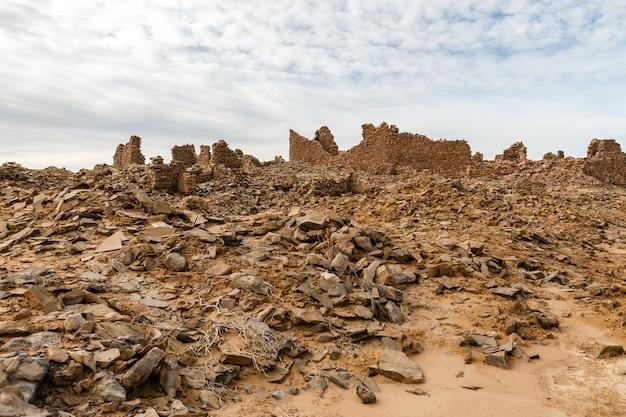 Ruines de la ville antique