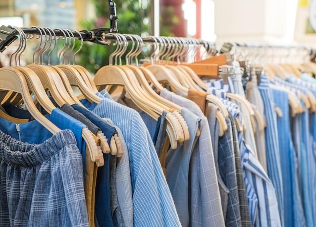 Rupture de vêtements
