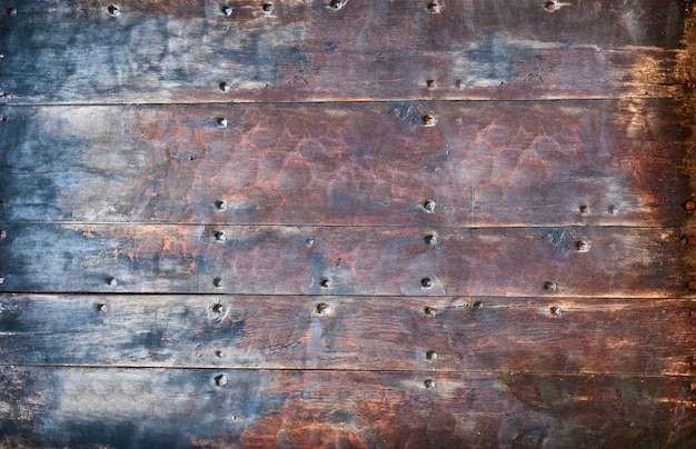 Rural ancien, grunge surface en bois antique