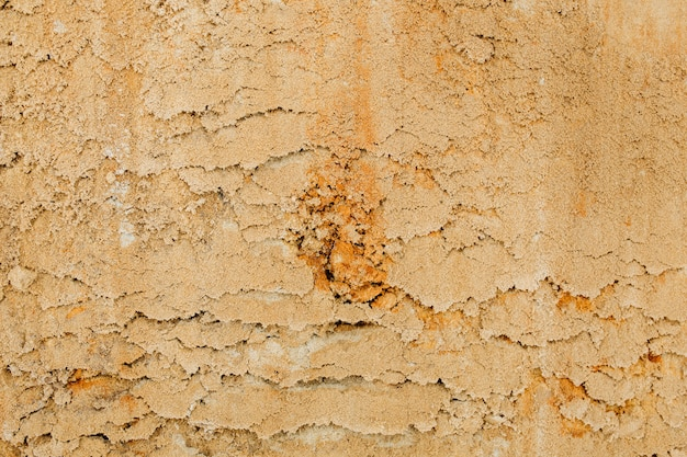 Sable ondulé pour le fond et la texture.