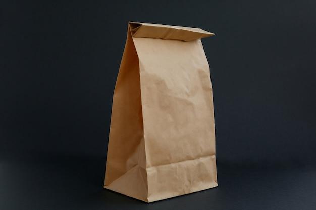 Sac d'artisanat en papier pour faire du shopping