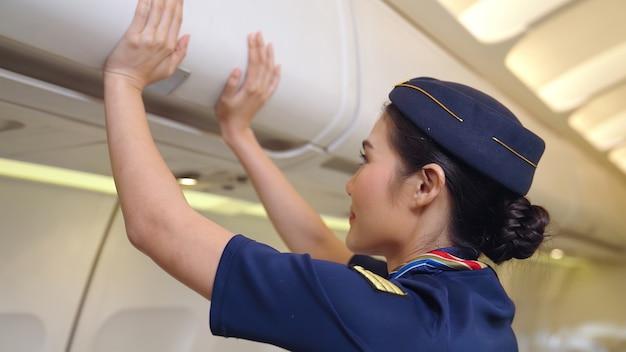 Sac à bagages cabine cabine en avion