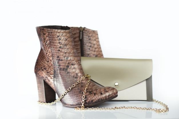 Sac et chaussures femme