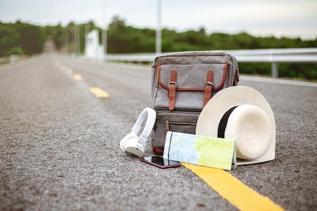 Sac à dos et accessoires de voyage