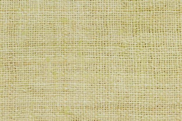 Un sac naturel texturé pour le fond.