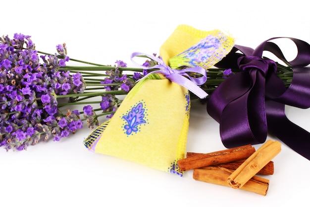 Sachets parfumés à la lavande
