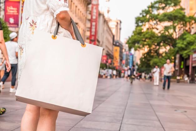 Sacs de finance sacs à provisions de voyage consommation d'entreprise