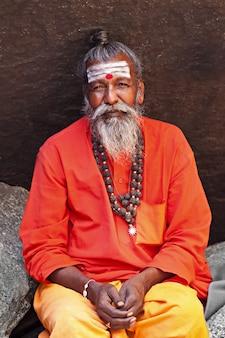 Sadhu - hommes saints