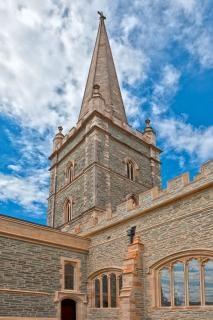 Saint columbs cathédrale hdr