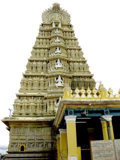 Saint temple