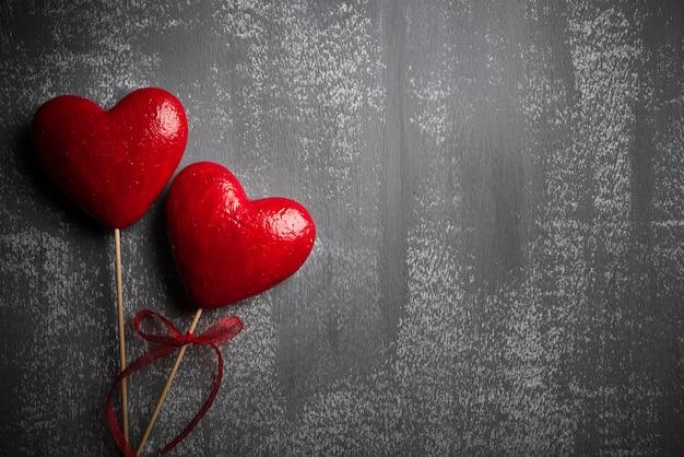 Saint valentin et fond de concept d'amour.