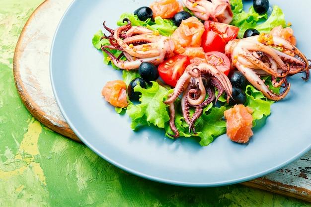 Salade de calmars