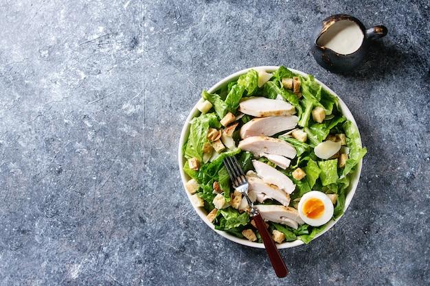 Salade césar classique