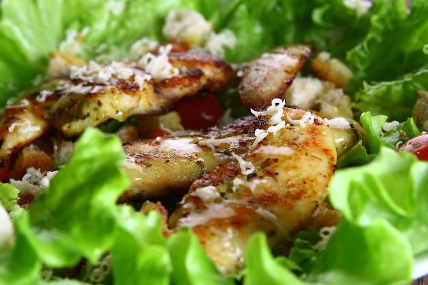 Salade cezar
