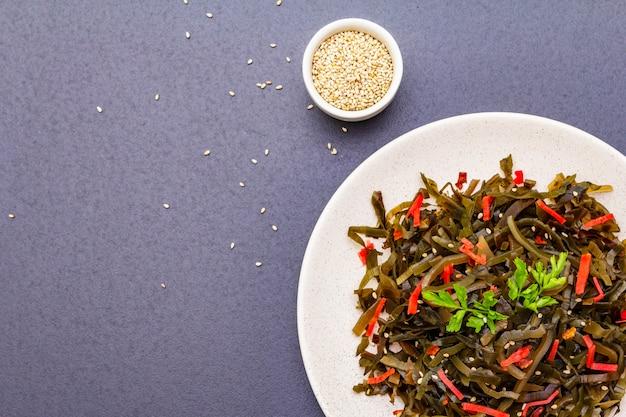 Salade laminaria (varech)