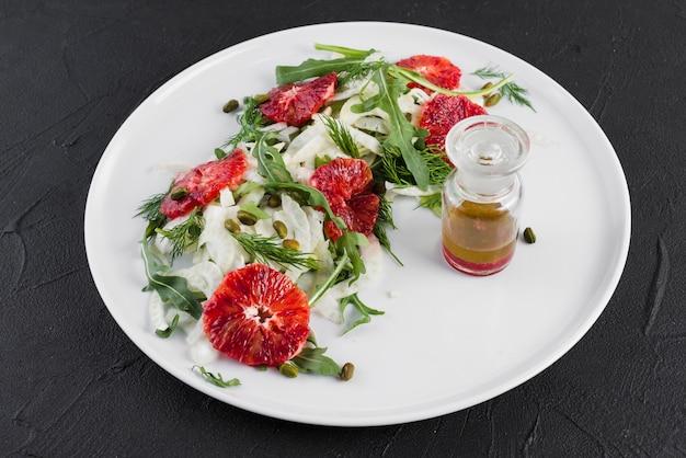 Salade mexicaine saine