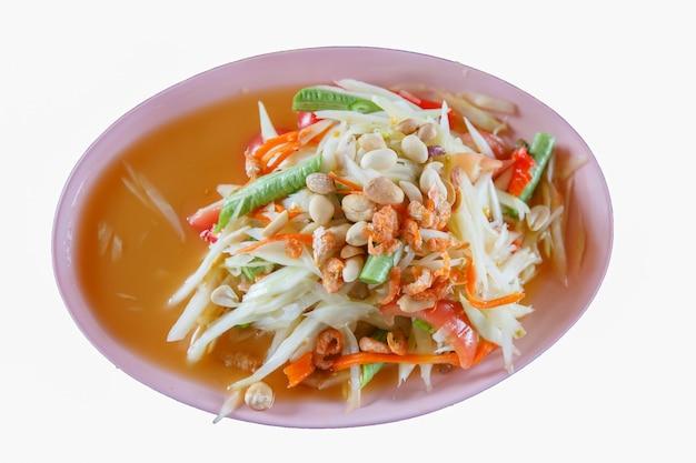 Salade de thaïlande