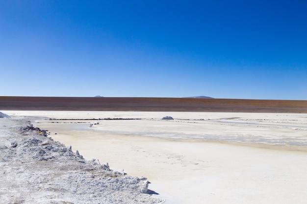 Salar de chalviri en bolivie