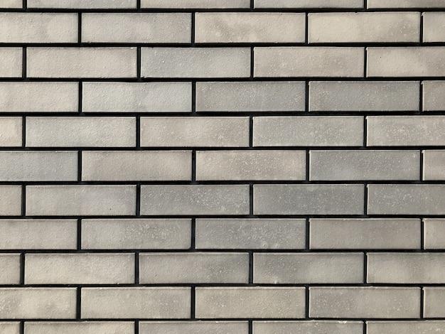 Sale vieux fond de texture de mur de brique marron.
