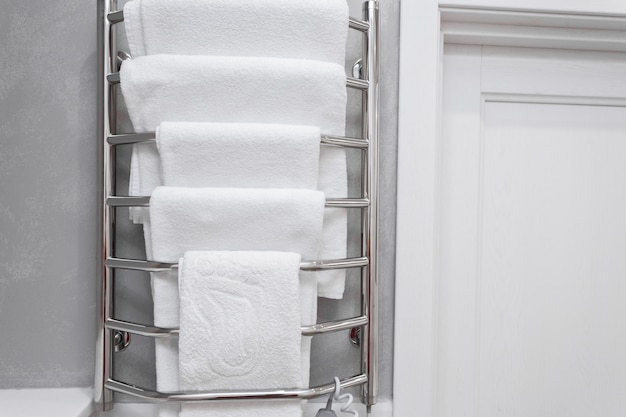 Salle de bain des chambres d'hôtel