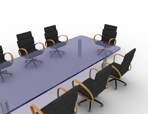 Salle de conférence 3d