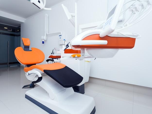 Salle dentaire moderne