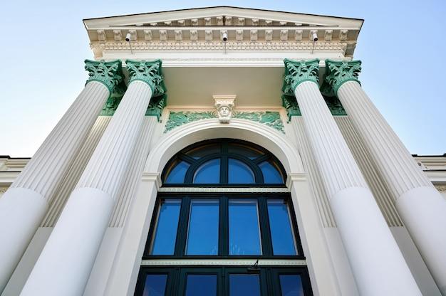 Salle d'orgue à chisinau, moldavie