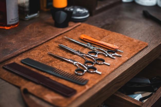 Salon de coiffure et salon de coiffure