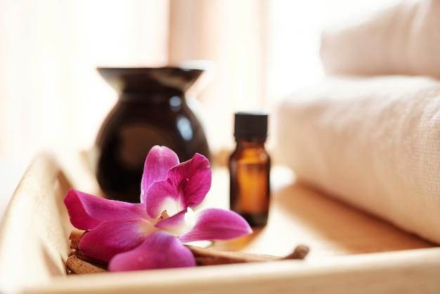 Salon de massage spa