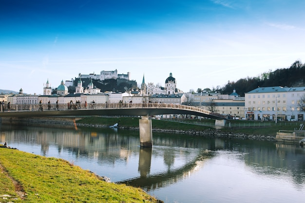 Salzbourg autriche noël en europe