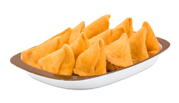 Samosa indian street food