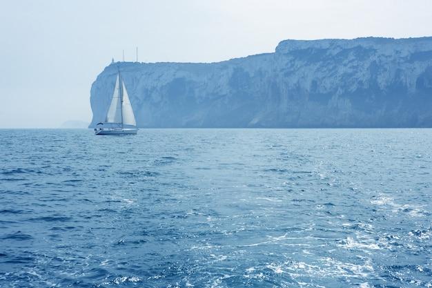 San antonio cape voilier à denia