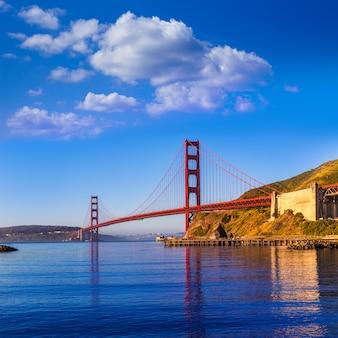 San francisco golden gate bridge, californie
