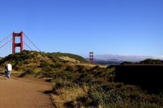San francisco, le pont, goldengate