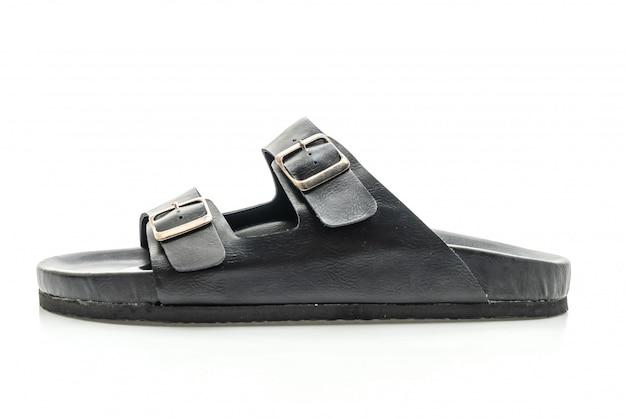 Sandales en cuir pour hommes