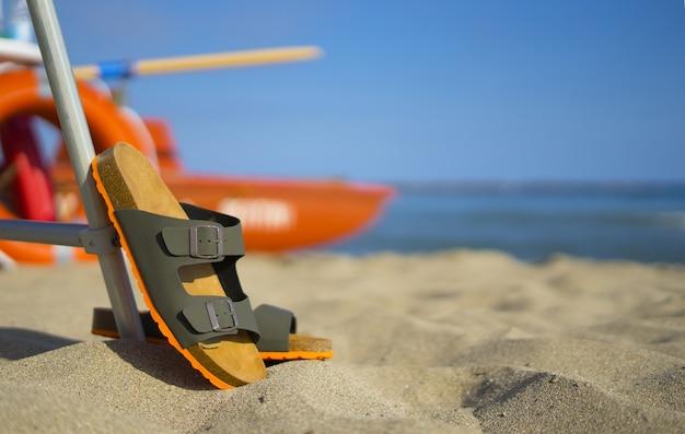 Sandales homme modernes pour un style estival en vacances