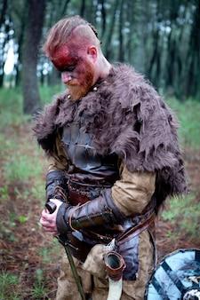 Sanglant vrai viking