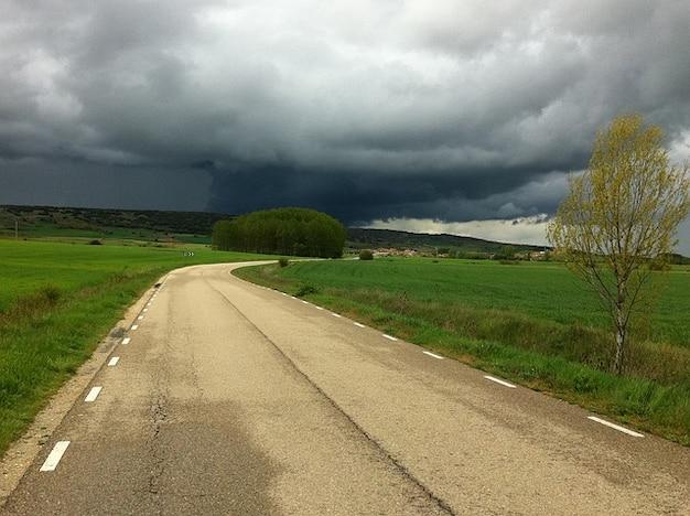 La santiago de carmino route jakobsweg