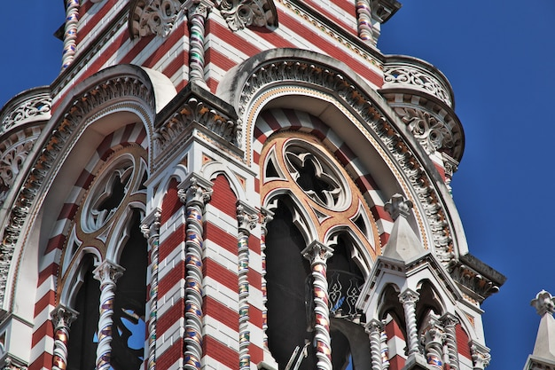 Santuario nuestra senora del carmen l'église de bogota colombie