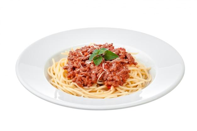 Sauce spaghetti bolognaise