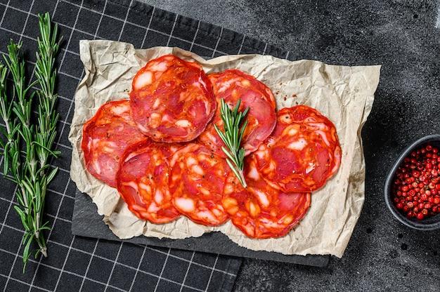 Saucisse chorizo traditionnelle