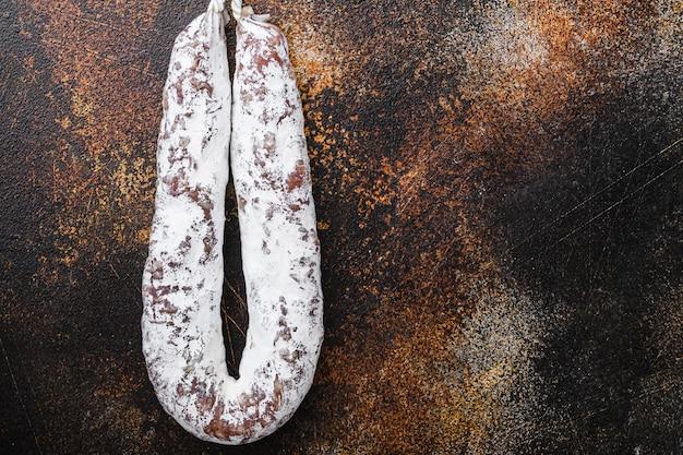 Saucisses de fuet au salami espagnol
