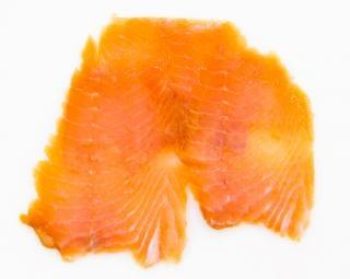 Saumon saumon fumé