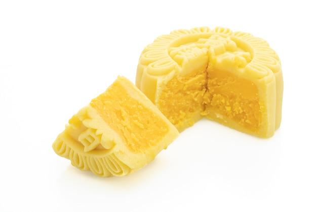 Saveur de crème pâtissière chinoise isolée