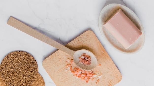 Savon et arôme sel