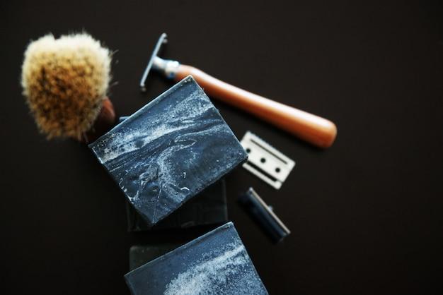 Savon de rasage pour hommes